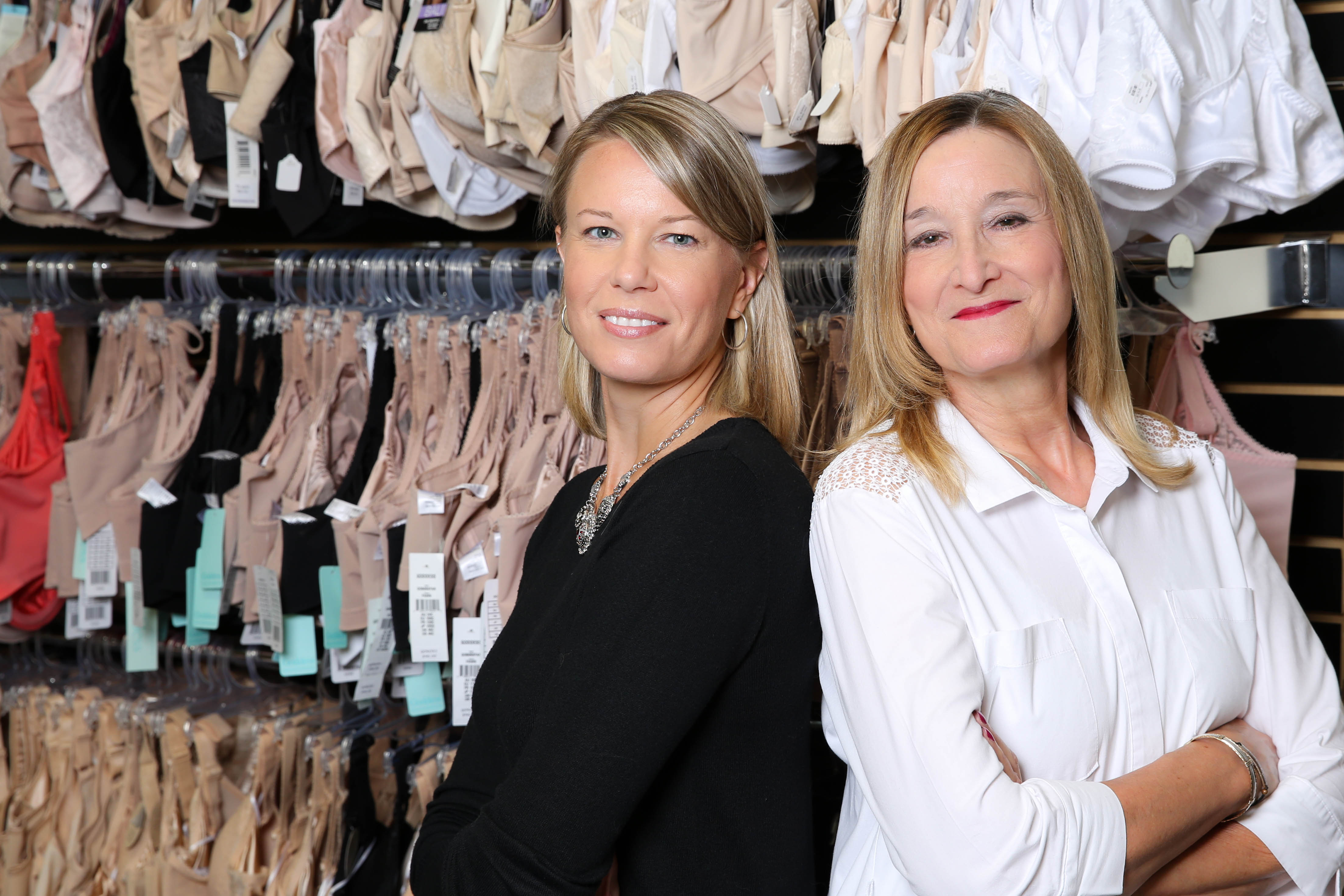 Front Room Underfashions Certified Mastectomy Fitters